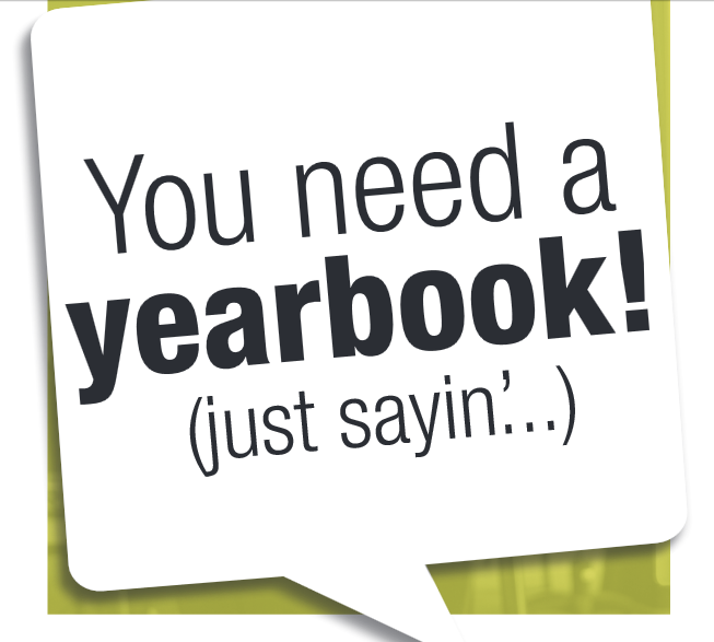 Deadline Approaching: Buy a Yearbook