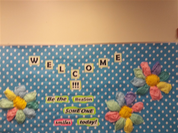 welcome back bulletin board sept. 2018.jpg