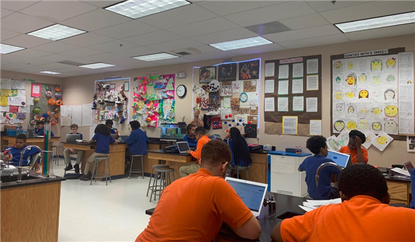 MISA STUDENTS REVIEWING.jpg