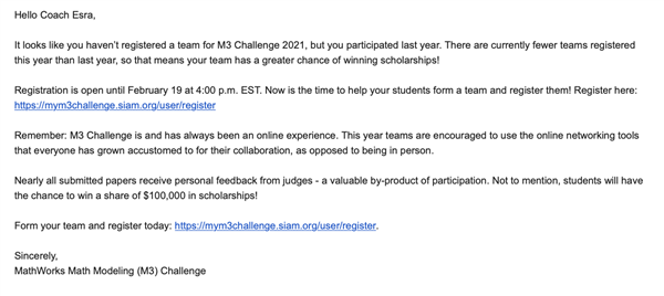 MathWorks Math Modeling Challenge: M3 Challenge.png