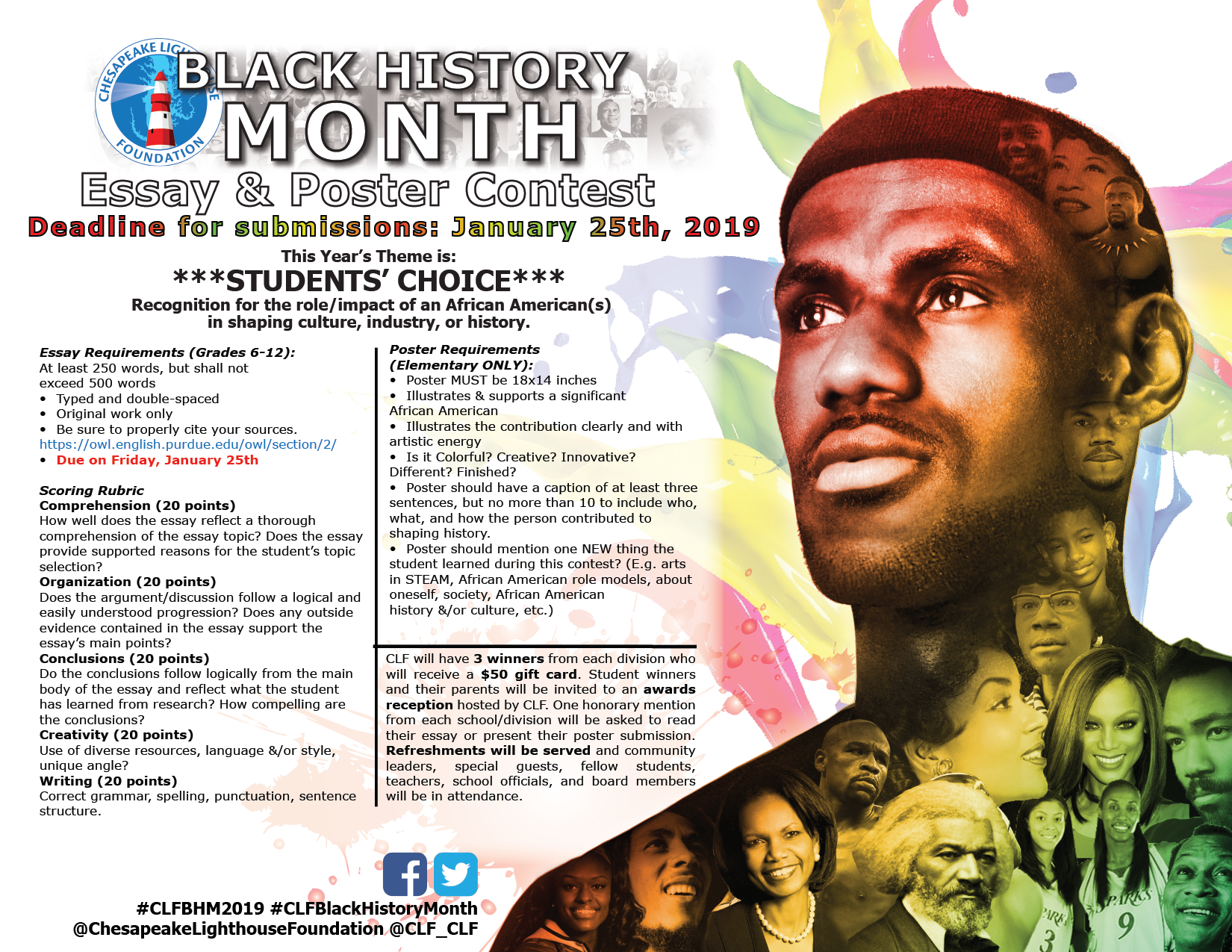 black history month topics to discuss